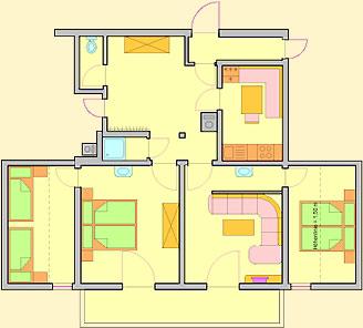 die ferienwohnung ideal f r familien von 2 bis 8 personen haus dannheimer in bolsterlang im. Black Bedroom Furniture Sets. Home Design Ideas